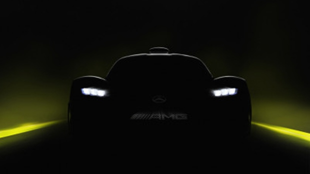 Mercedes-AMG Hypercar to Top 218 miles per hour