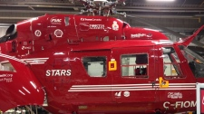 STARS Air Ambulance (file)