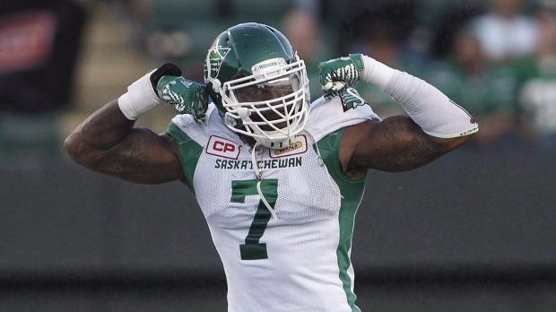Saskatchewan Roughriders release Kacy Rodgers II to pursue National Football League opportunity