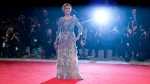 Actress Jane Fonda poses for photographers at the premiere of the film 'Our Souls At Night' during the 74th edition of the Venice FilmFestival in Venice, Italy, Friday, Sept. 1, 2017. (Photo by Joel Ryan/Invision / AP)
