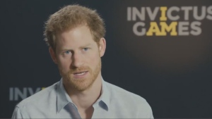 Prince Harry offered this message to the athletes of the Invictus Games, on Twitter, on Sunday, Sept. 3, 2017. (Invictus Games / @WeAreInvictus)