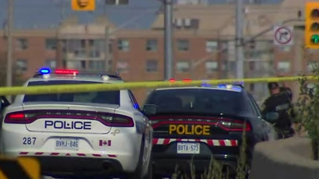OPP officer dragged by car during Mississauga traffic stop