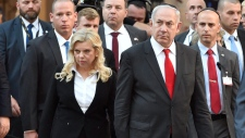 Netanyahu and Sara