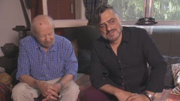 In his documentary 'Marcel,' Iranian-Canadian filmmaker Shahin Parhami documents the life and career of Holocaust survivor and sculptor Marcel Braitstein.