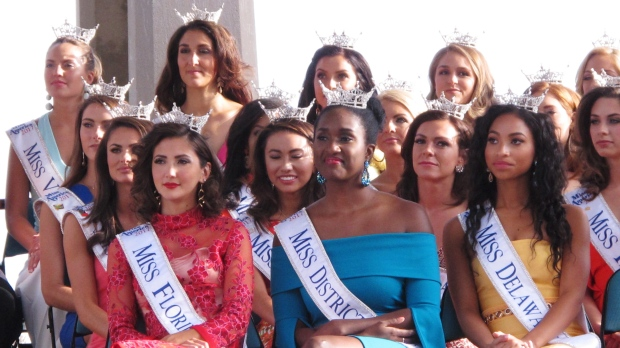 Miss America ditches swimsuit competition in sweeping overhaul of pageant