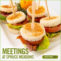 Spruce Meadows Meetings 300x250