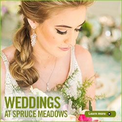 Spruce Meadows Weddings 300x250