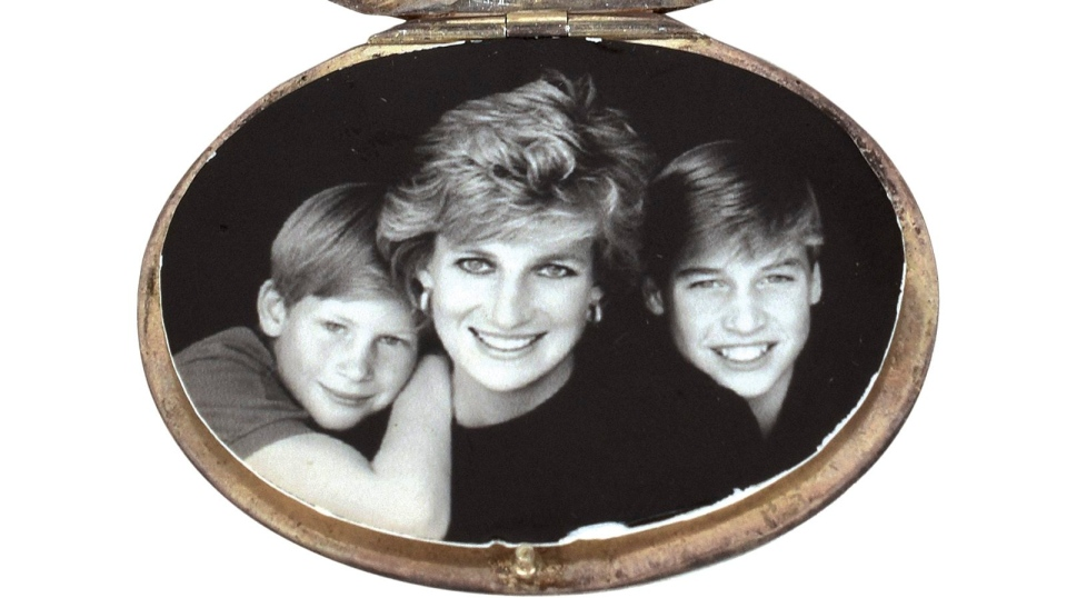 Princess Diana Ring Boston