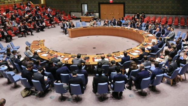 Canada loses bid for seat on the United Nations Security Council on first vote