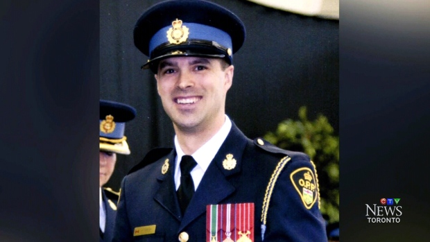 Charges laid after provincial police officer is struck and dragged by car ctv news - Police officer in california ...