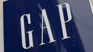 A Gap store in the Shadyside shopping district of Pittsburgh, on Feb. 10, 2017. (Gene J. Puskar / AP)