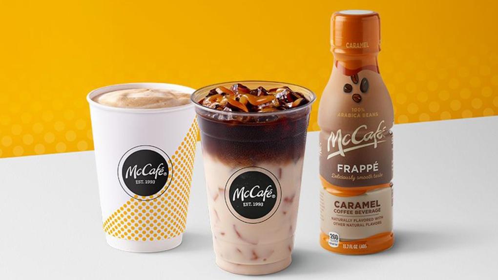 McCafe beverages