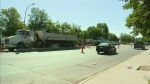 Road work impacting Regina businesses