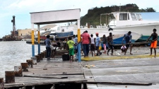 Barbuda Hurricane Irma