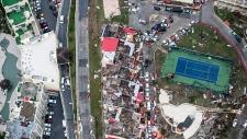 St. Maarten Hurrican Irma