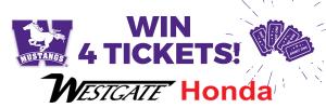 Westgate Honda - Western Mustangs