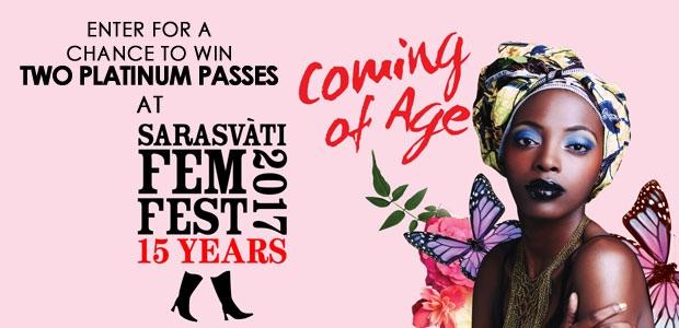 FemFest: Celebrating 15 Years! Banner