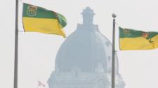 Smoke in Regina
