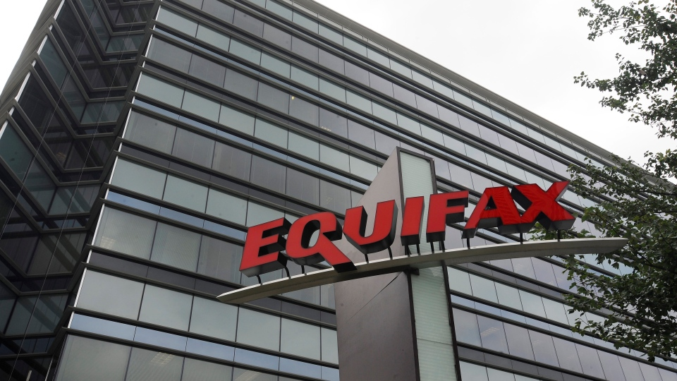 This July 21, 2012, photo shows Equifax Inc., offices in Atlanta. (AP Photo / Mike Stewart)