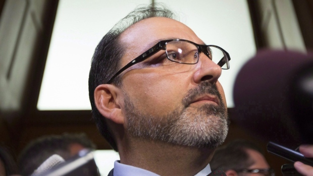Allegations surrounding Sudbury MPP Glenn Thibeault were heard in court on Thursday. (File photo/TheCanadianPress)