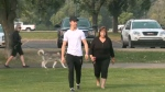 Lethbridge - ALS walk