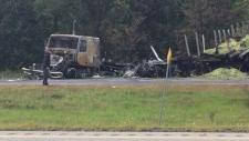 Fatal Crash on Highway 401