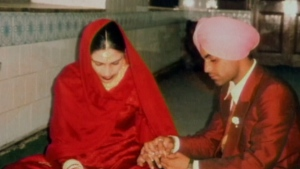 Jassi and Mithu Sidhu are seen in an undated photo.