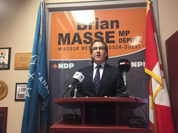 Brian Masse Bridge Newser