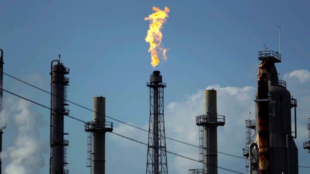 Shell Deer Park oil refinery