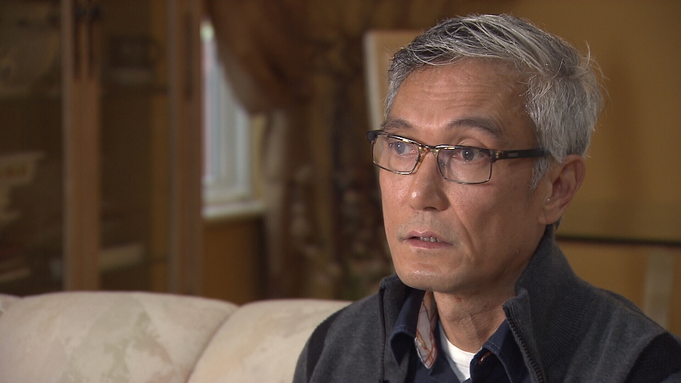 Alwyn Chan wants the Canadian government to do more to bring his wife and daughter home from St. Maarten safely. (CTV)