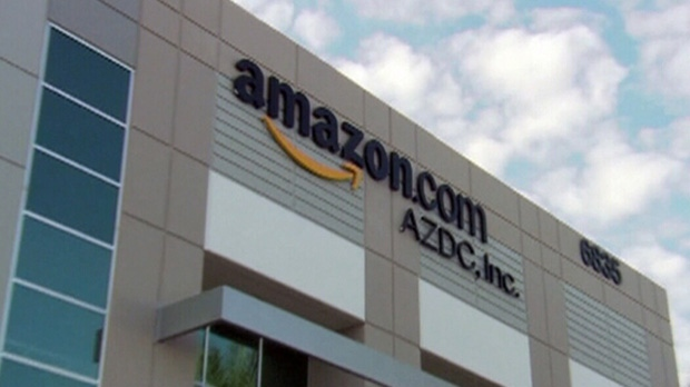 Pallister pushes for Manitoba as new Amazon home