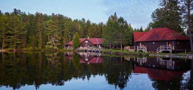 Arowhon Pines Resort in Algonquin Park