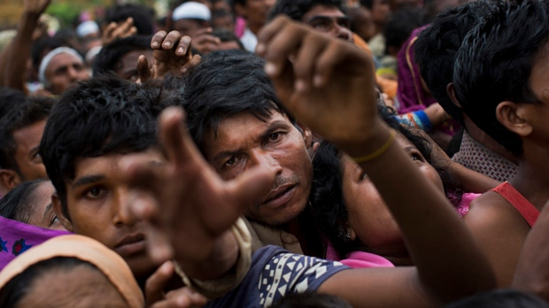 Witnesses: Many Rohingya still trying to flee Myanmar