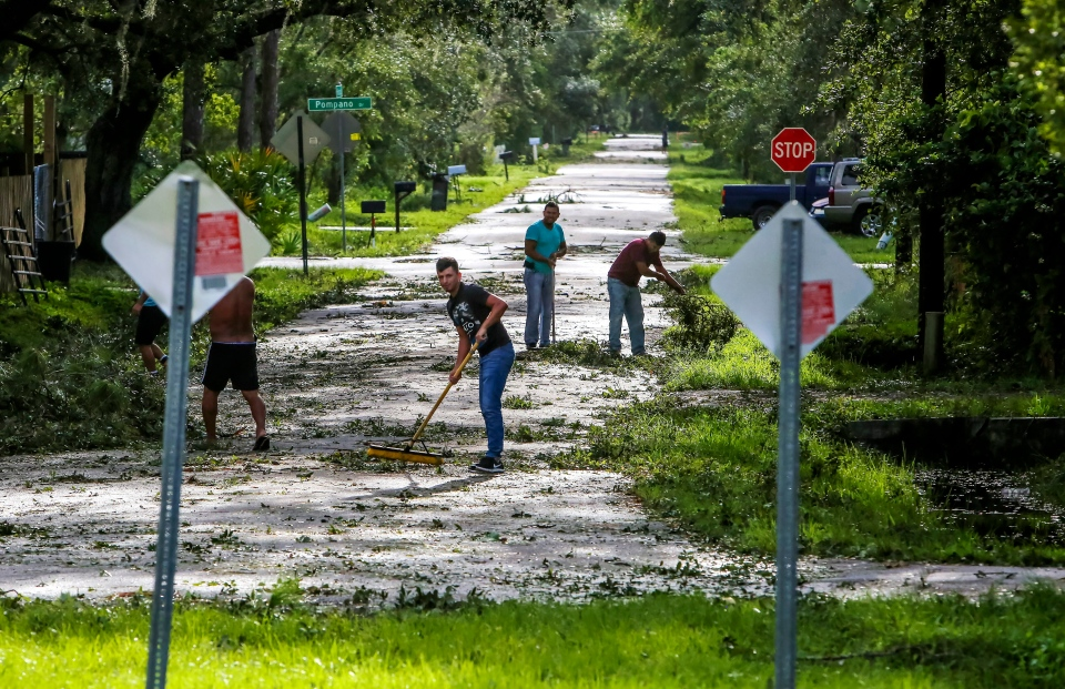 Hurricane irma not expected to deter snowbirds from for Key west bike trails