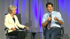 LIVE3: PM Trudeau speaks at the AGO