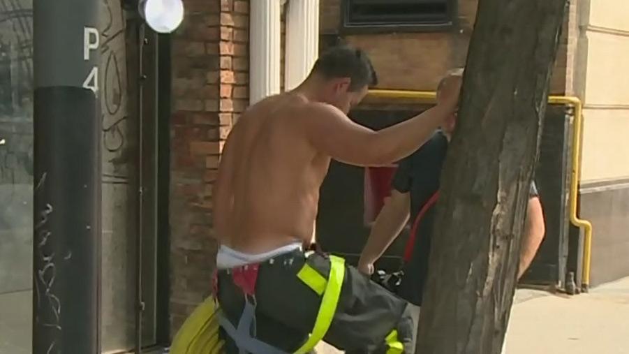 CTV Windsor: Firefighters calendar