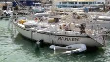 boat, hurricane irma