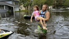 Jacksonville hit with flooding after Irma