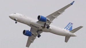 U.S. rules against Bombardier in dispute with Boeing