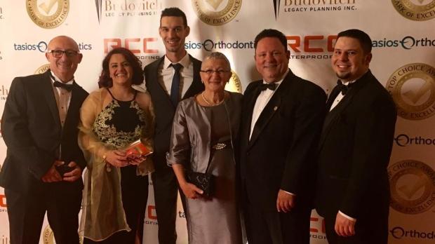 Antonino's award