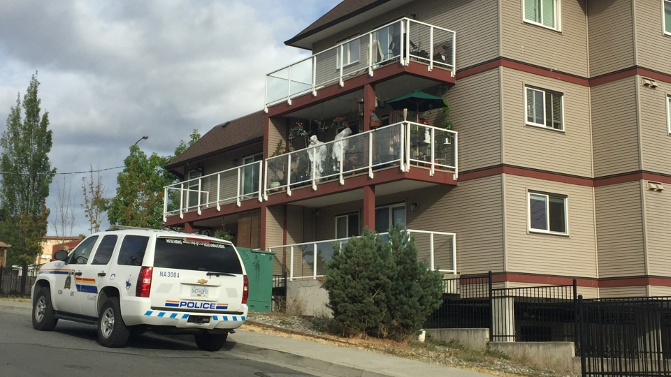 Mounties investigate homicide in Nanaimo apartment building | CTV ...