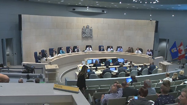 City Council in a public hearing in council chambers on Monday, September 11, 2017.