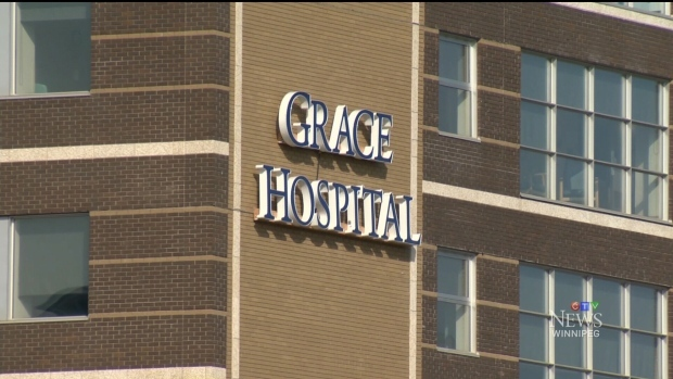 The hospitals impacted are St. Boniface, Grace and Victoria. (File image)