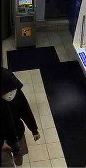 ATM robbery