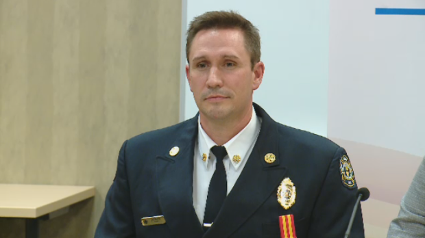 City of Regina appoints new fire chief