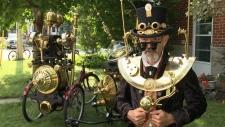 Professor Morbeus and his magnificent machines
