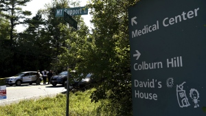 Man kills mother at New Hampshire hospital