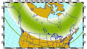 Auroral Forecast: Wednesday Sept 13th 2017