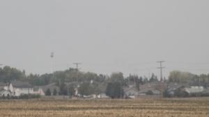 Air quality advisory in Sask.