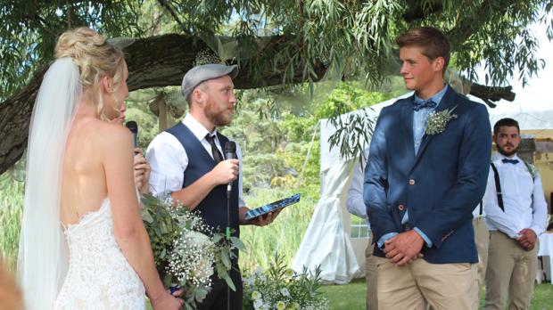 Stolen wedding photos